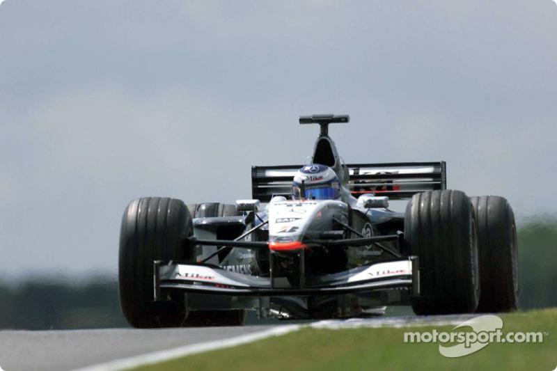 2001: Мика Хаккинен, McLaren-Mercedes MP4/16