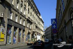 Karolyi M. street