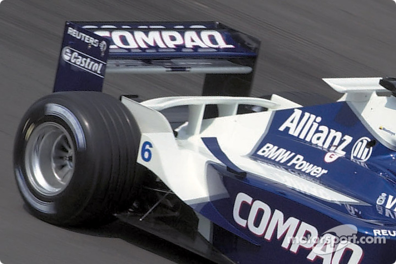 New aerodynamical device for the Williams
