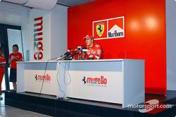 basın toplantısı: Michael Schumacher