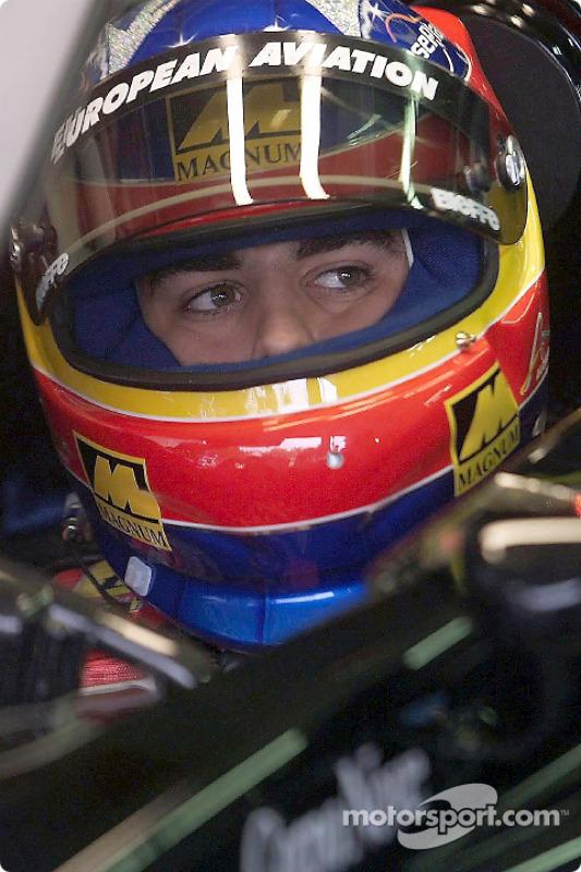 Фернандо Алонсо, Minardi European