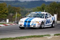 Course 12, American Sedan: Andy McDermid