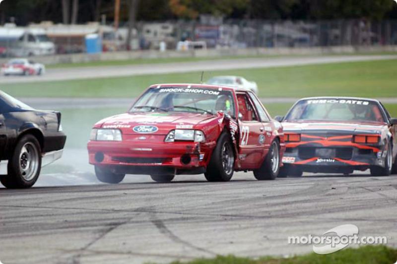 Race 12, American Sedan: Chris Billings