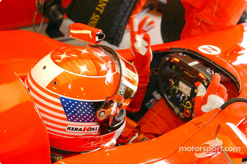 2001: Формула 1 в Індіанаполісі