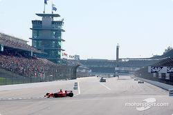 Michael Schumacher in turn 1