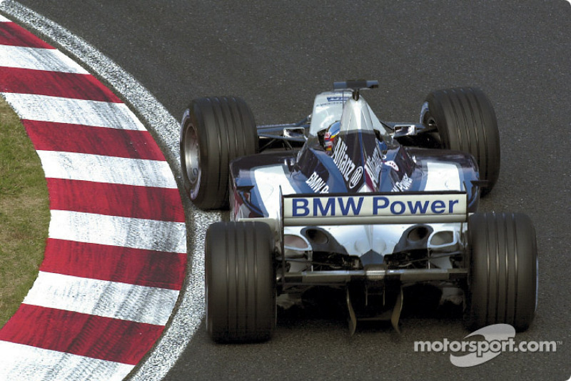 A F1 era mais cheia de montadoras