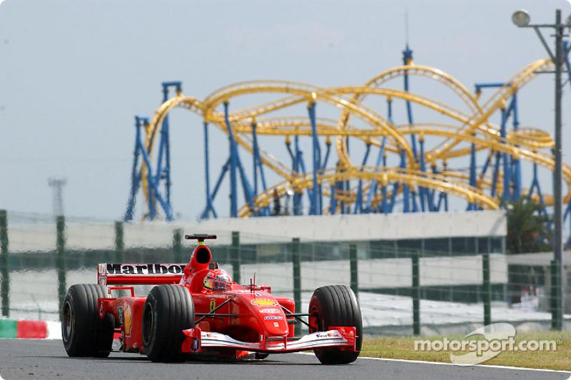 2001: Michael Schumacher (Ferrari F2001)