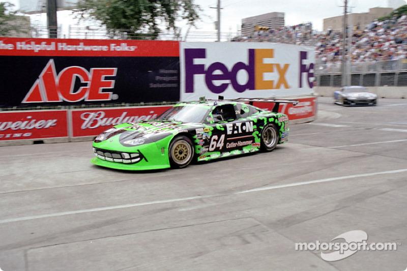 Johnny Miller, #64 Jaguar XKR