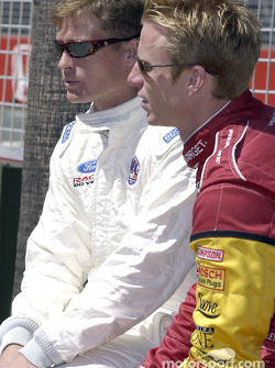 Alex Barron and Memo Gidley