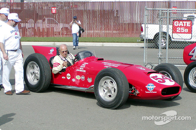 1957 Novi Roadster