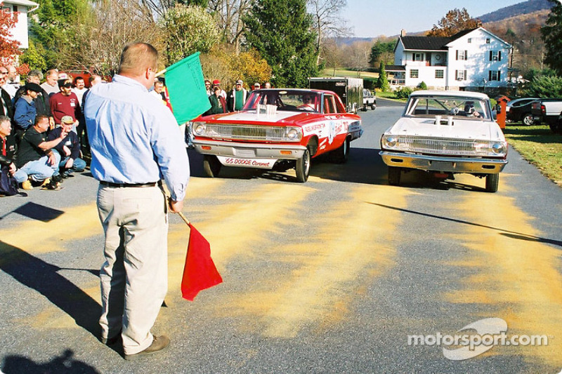 Recreating the days of factory experimental stock cars