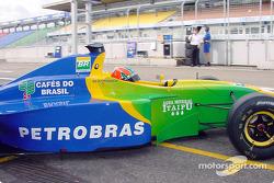 Ricardo Sperafico, Petrobras