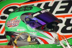 Bobby Labonte's helmet