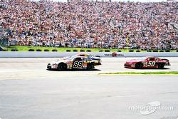 Dale Jarrett and Rick Mast