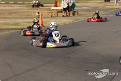 HPV Junior Sportsman-#10-Elliot Bokend, #17-Timothy Megenbier, Jr., #44-Matthew Lee