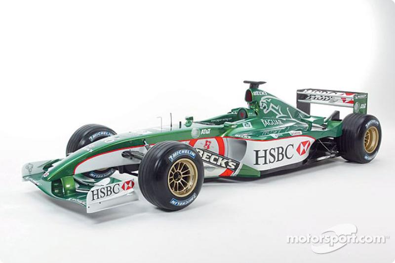The new Jaguar R3