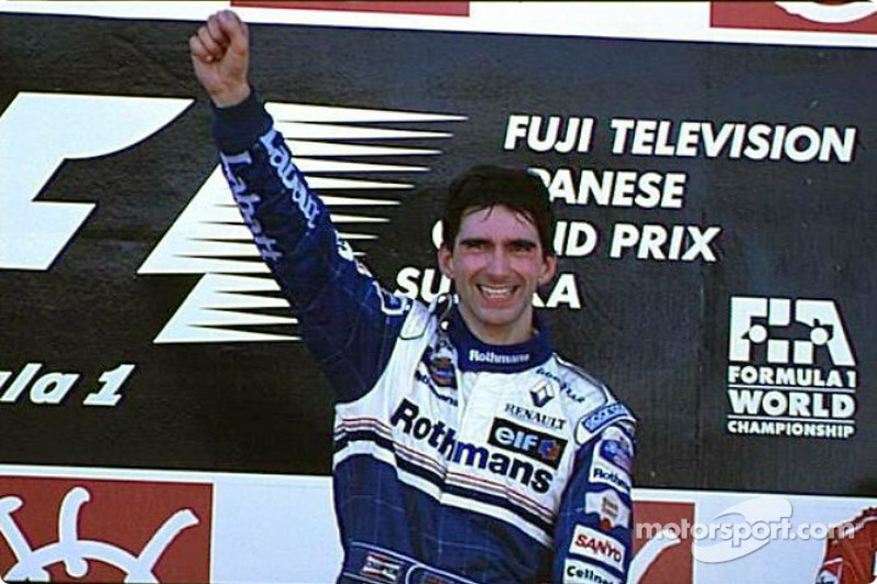 1996: Damon Hill (Williams)