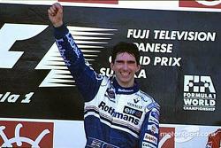 World Champion Damon Hill