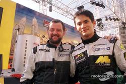 Paul Stoddart y Alex Yoong