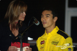 Interview ve Takuma Sato