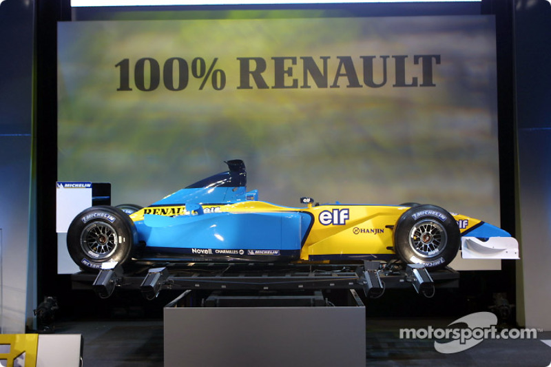 Rückblick: Renault 2002