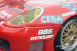 No. 92 Porsche GT3 R