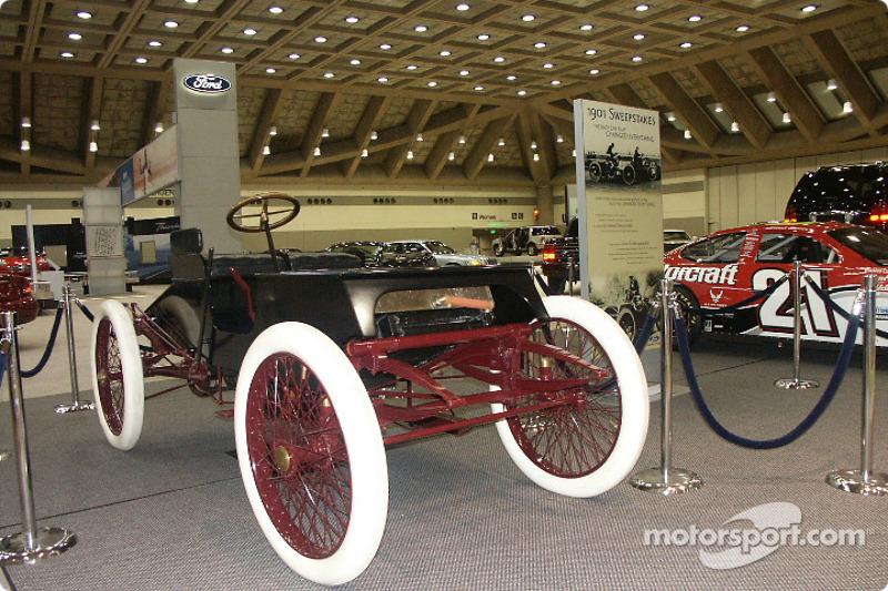 La Sweepstakes 1901 conduite par Henry Ford