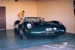 Jaguar XJ 13 1960 owned by Darryl Simpson