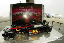 yeni Minardi Asiatech PS02