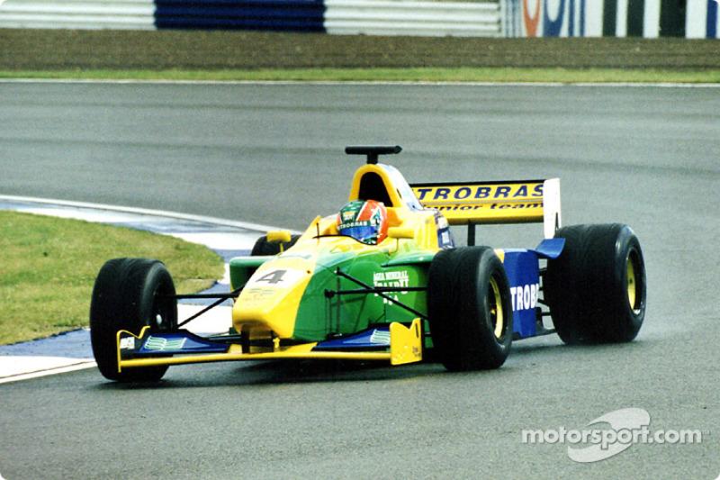 Ricardo Sperafico, Petrobras Junior team