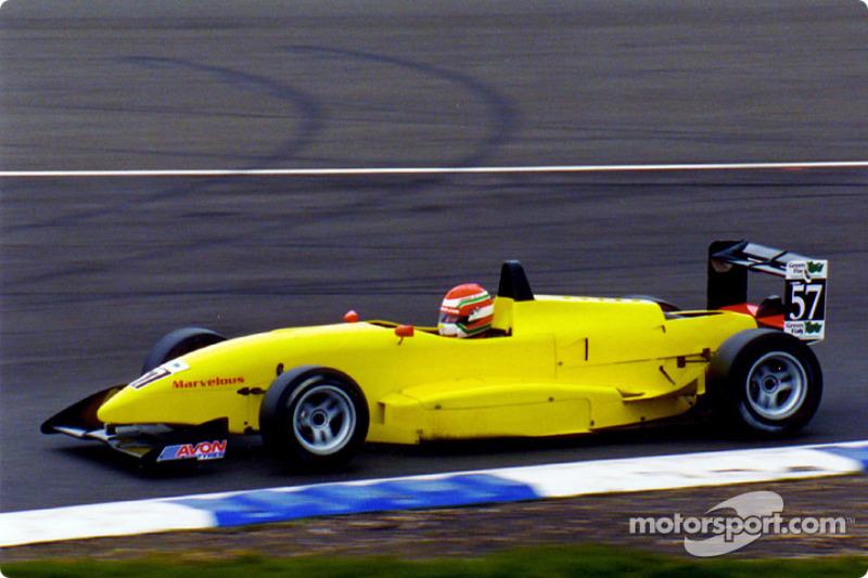 57. Adam Blair, Performance Racing SC