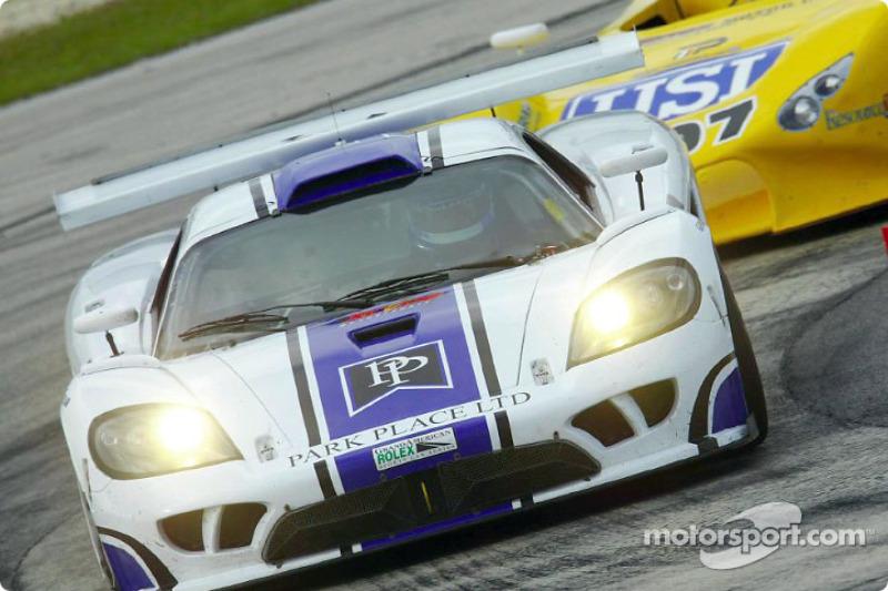 Victoire en GTS pour la Saleen S7R n°5 du Park Place Racing