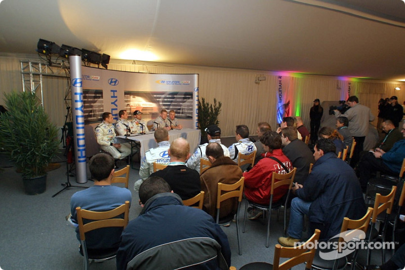 Presenting the new Hyundai Accent WRC3