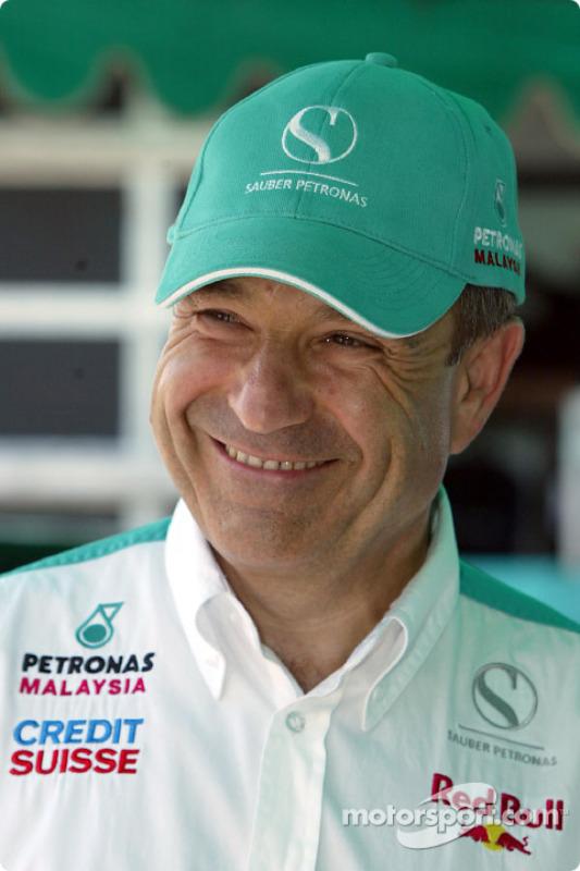 Journée Petronas à Kuantan, Malaisie : Peter Sauber