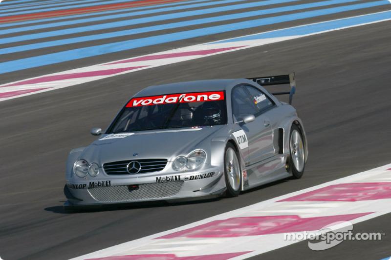 Jean Alesi, AMG Mercedes-Benz CLK-DTM 2002