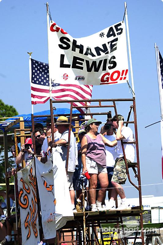 Fanclub de Shane Lewis