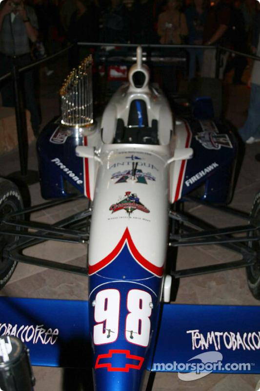The Arizona Diamondbacks, 2001 World Series Champions, will sponsor the #98 car of Billy Boat