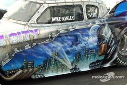 La voiture Gotham City a l'une des plus belles livrées