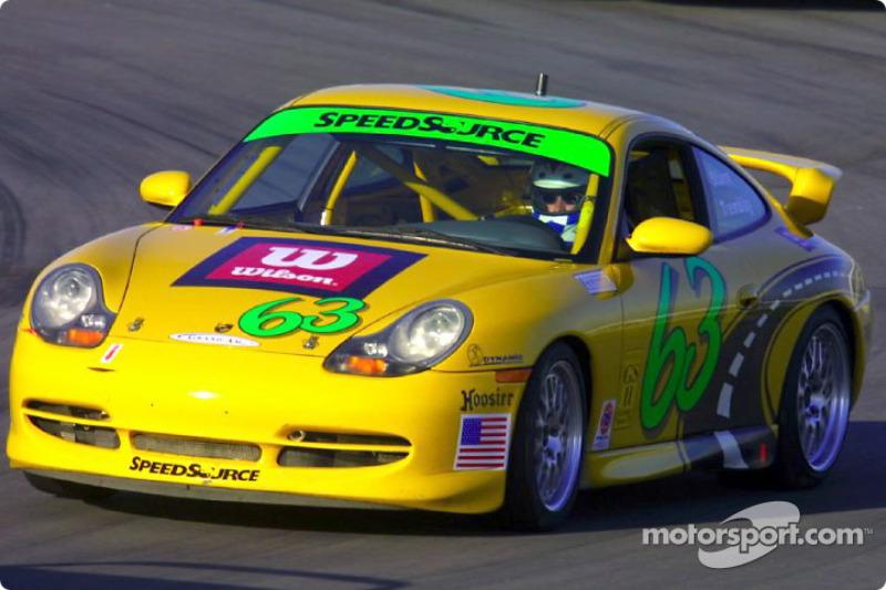 Sylvain Tremblay (Porsche 911 SpeedSource)
