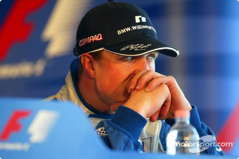 Conférence de presse: Ralf Schumacher