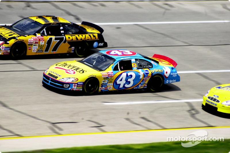 Matt Kenseth y John Andretti