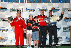 GTS podium