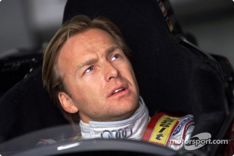 Piloto de trabajo de Audi, Philipp Peter