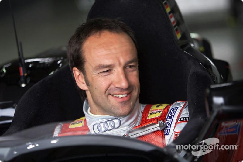 Piloto de trabajo de Audi, Marco Werner