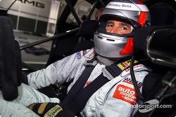 Bernd Schneider, Team HWA, AMG-Mercedes CLK-DTM 2002
