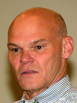 Democratic king maker, James Carville