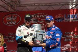 Ricky Rudd breaks NASCAR Iron Man Record
