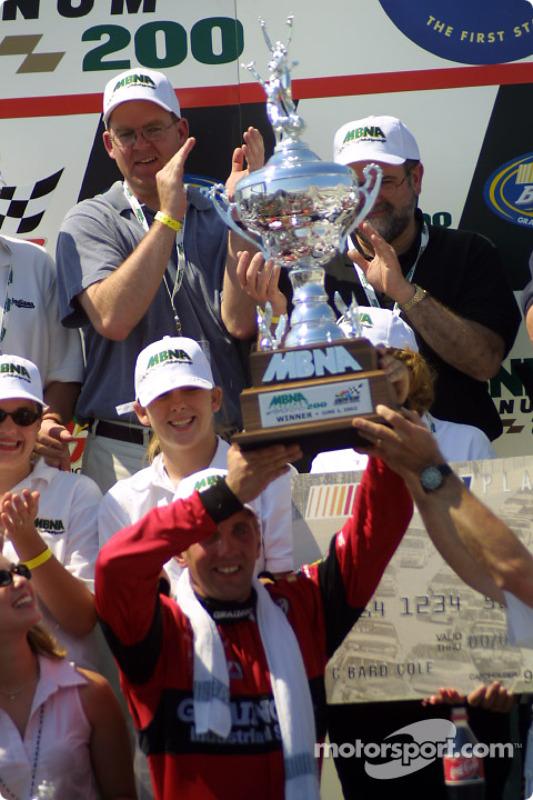 Winner Greg Biffle