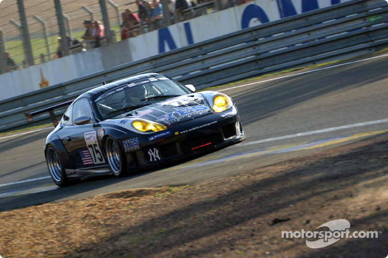 El Porsche GT3-RS del Orbit Racing