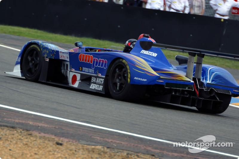 WR-Mazda LMP-2002 de Autoexe Motorsports